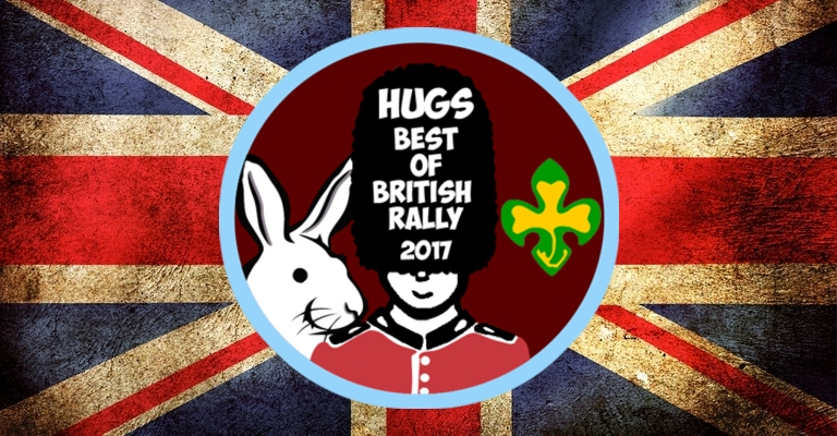 Best of British Rally