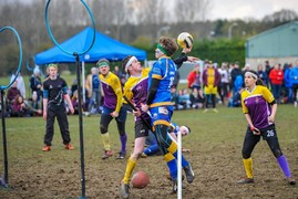 SSAGO and Quidditch: A Superb Combination!